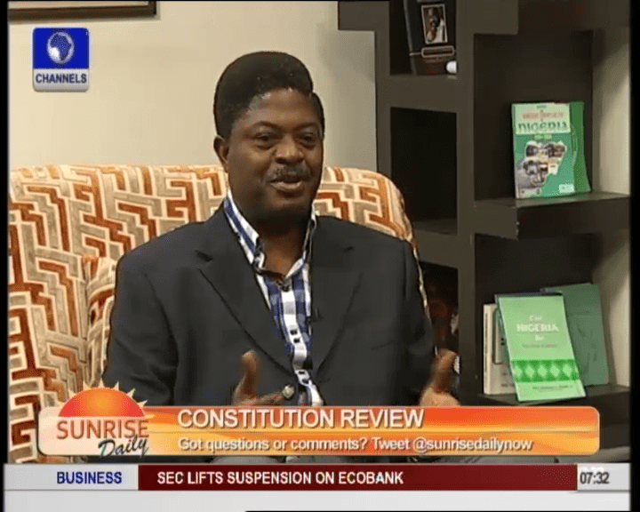 Constitution Amendment Should Be People Driven – Bisi Adegbuyi