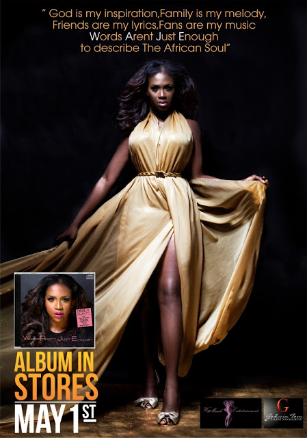 Waje To Release Album May 1