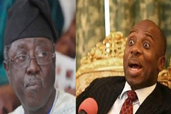 I'm Old Enough To Be Your Father, Jang Tells Amaechi