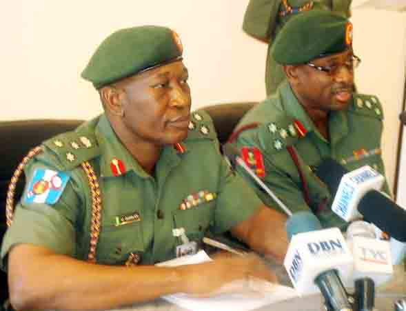 JTF Set To Release Boko Haram Suspects From Detention
