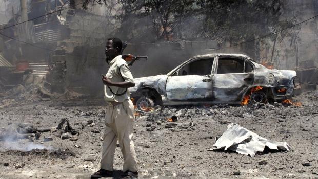 Car Bomb In Somali Capital Kills Eight: Official