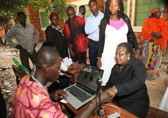 State Governors To Buy INEC's Excess And Unused Laptops