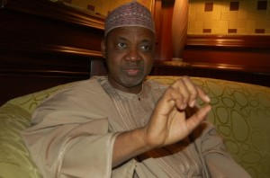 Namadi Sambo - Vice President