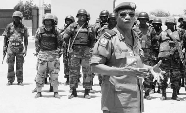 Nigeria Army Backs Amnesty For Boko Haram