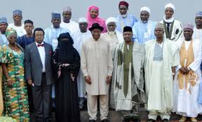 Presidential Cmte Consults With Boko Haram Inmates In Kuje Prison
