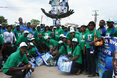 Rivers Youth Movement Pledges Support For Amaechi, Passes Vote Of Confidence