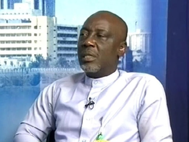 Moro Faults Professionalism Of Prison Officials