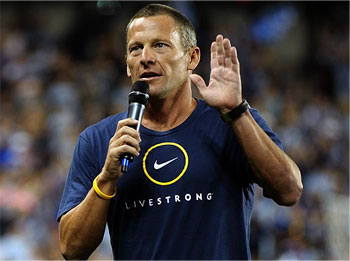 NIKE Withdraws Support For The Lance Armstrong Foundation