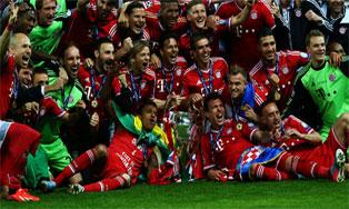 Biggest Brand: Bayern Munich Topples Manchester United
