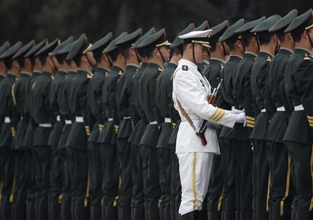China Rejects Pentagon Charges Of Military Espionage