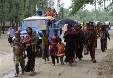 Cyclone Mahasen Crosses Bangladesh Coast, Two Dead