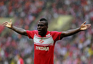 Emenike To Miss World Cup Qualifiers After Successful Surgery