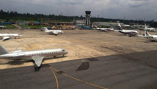 Jonathan Visits Enugu State For Commissioning Of Enugu Airport