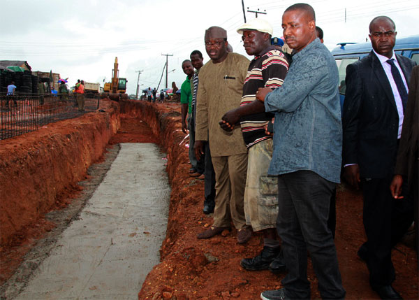 Ekiti Govt. Continues Demolition Exercise For Road Project