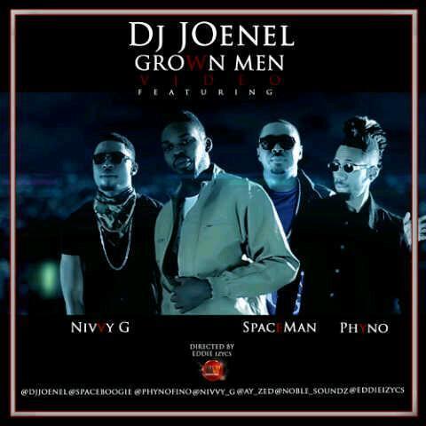 DJ JoeNel Drops 'Grown Men' Video, Features Top Acts