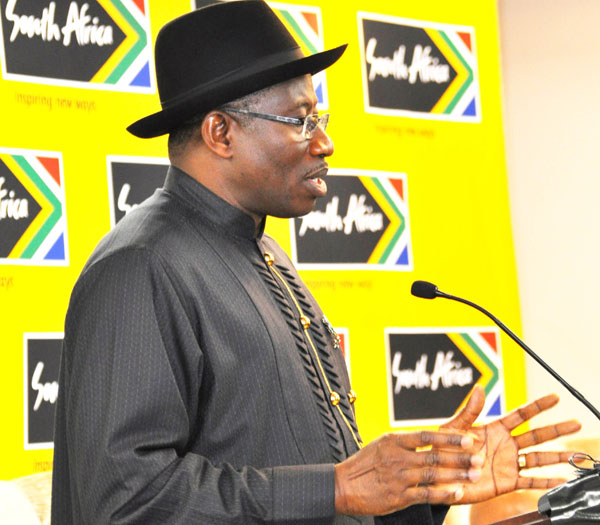 Post Privatization: Jonathan Predicts Annual Investment of $10 Billion In Power By Private Sector