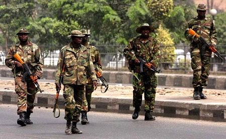 JTF Imposes 24-Hour Curfew In Parts Of Maiduguri Metropolis