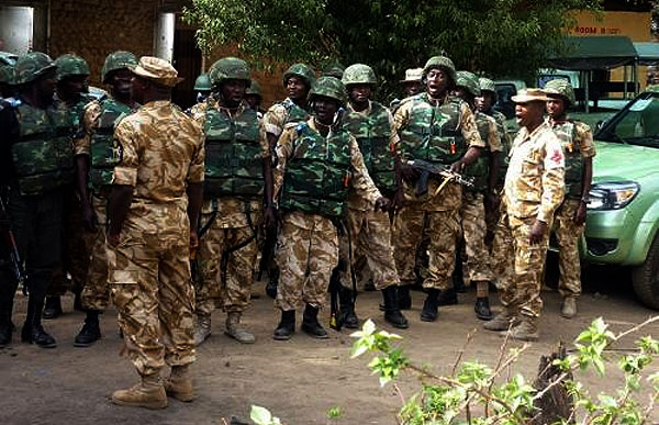 Troops Crack Down On Terrorists' Attempt To Infiltrate Maiduguri