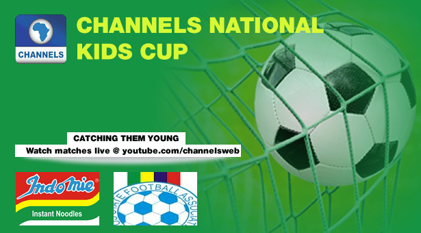 Channels Nat'l Kids Cup To Develop Another Generation of Kanus'