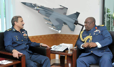 Nigeria To Partner With Pakistan Airforce On Security