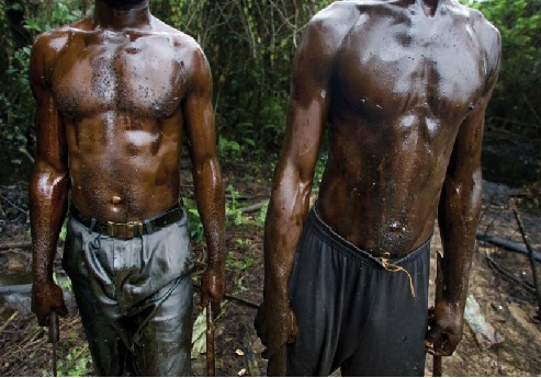 Army Arrest Two For Oil Theft In Kaduna
