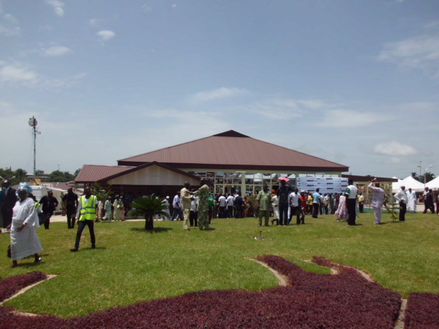 Aregbesola Unveils Park In Honour Of Late Hassan Olajoku