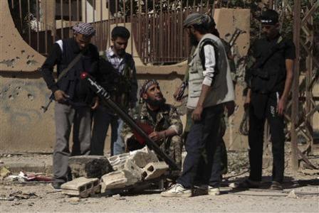 Hold Syrian Peace Talks Soon, Says U.N. Chief