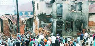 Oyo To Rebuild Houses Lost To Tanker Inferno