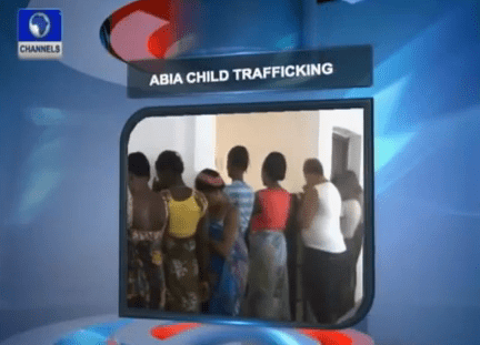 Police Uncovers Orphanage Where Teenage Girls Are Used To Breed Babies In Abia