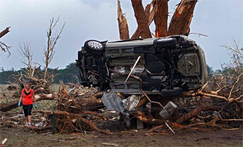 Many Children Among 91 Feared Dead In Tornado-hit Oklahoma