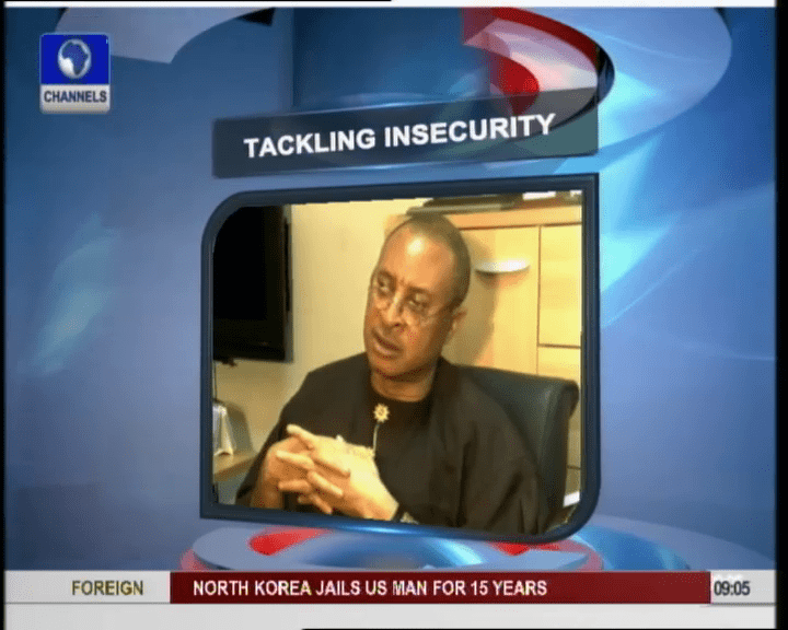 Criticism Is Not Helping Nigeria – Pat Utomi