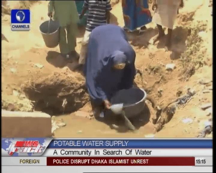 Tudun Fulani Search For Water In Niger State