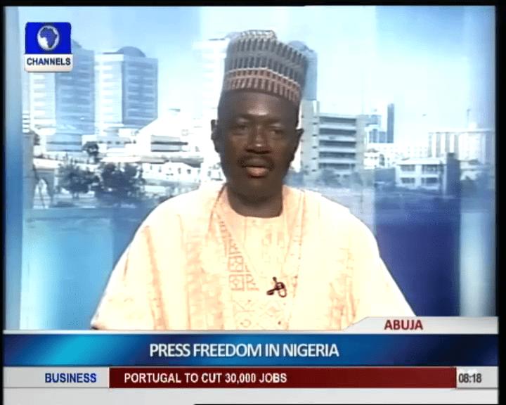 Politicians Have Taken Over Media Houses- Maku
