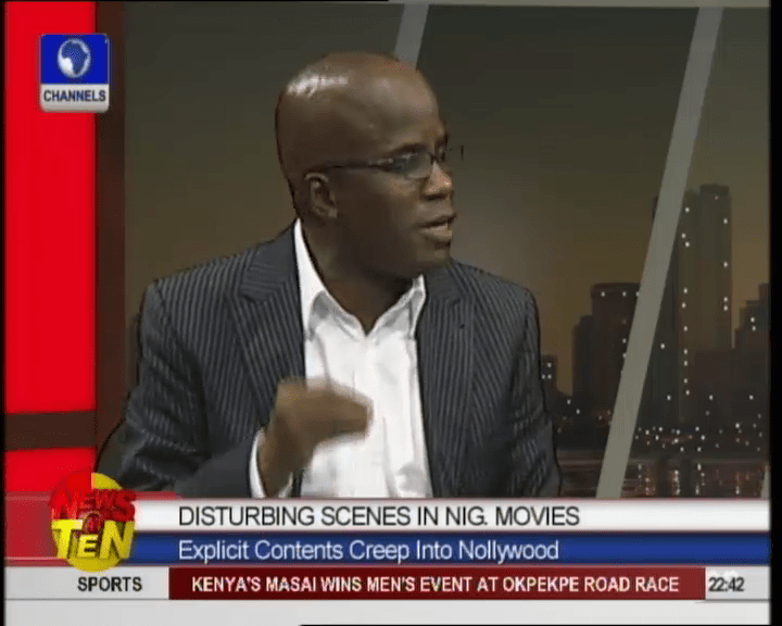 Nollywood Producer Says Films With Pornographic Scenes Didn't Pass Through Censors Board