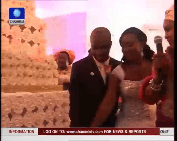 Delta's Dep. Gov Gives Out Daughter