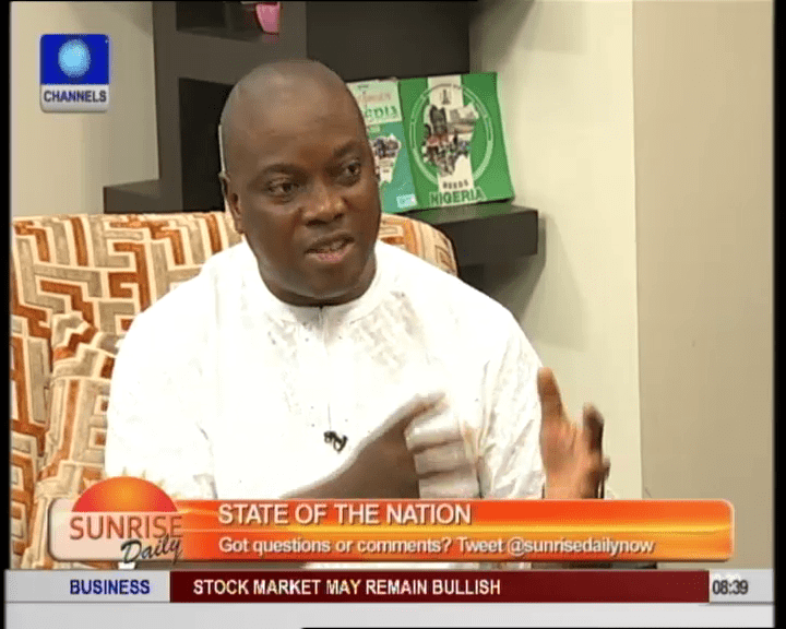 I didn't  Say There'll Be Trouble If Jonathan Is Not Re-Elected – Kuku