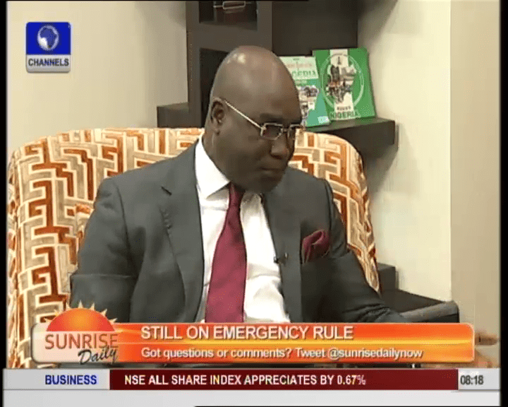 Legal Practitioner Says State of Emergency Is Yet To Take Effect