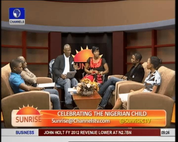 Celebrating the Nigerian Child: Nigerian Children Deserve Love and Care – Ifeoma Emmanuel