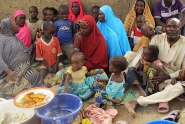 6,000 Nigerians Flee To Niger Republic – UNHCR
