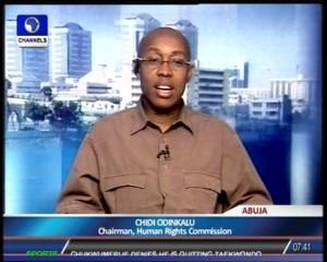 Chidi Odinkalu on Oba of Lagos comment