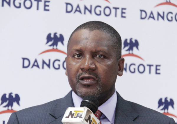 Dangote Now Richer Than Russia's Richest Man