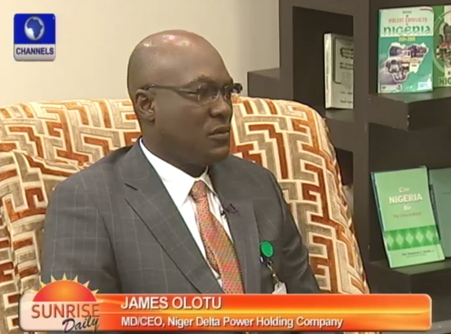 Power Holding Company's Boss Explains Reasons For Poor Electricity Supply