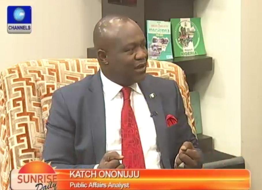 Other Governors Have Forsaken Amaechi – Ononuju