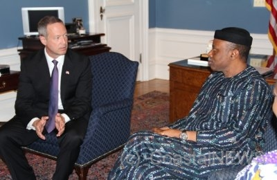 Ondo In Sister-State Partnership With Maryland