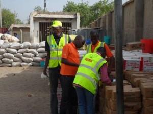 NEMA Distributes Relief
