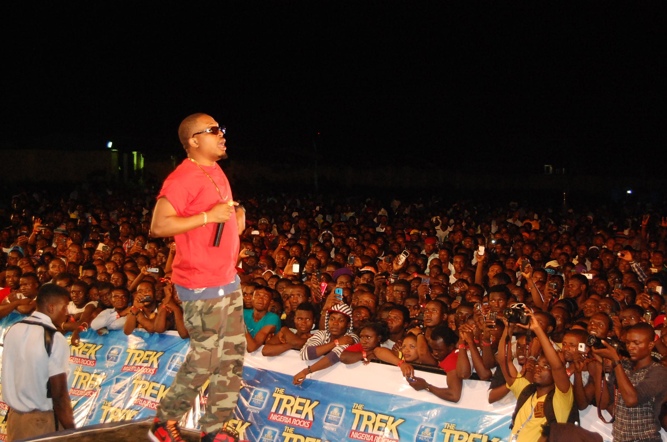 MI, Naeto C, Dr SID, Celebrate Lokoja Fans At Star Music Trek 2013