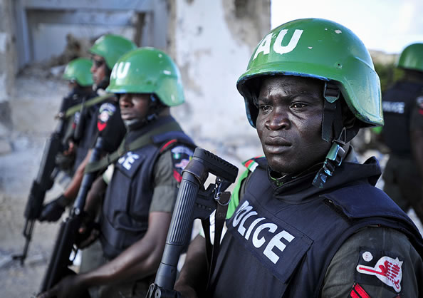 Nigeria Deploys 140 Police Officers To Mali