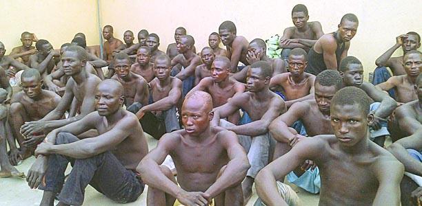 Immigration Service Repatriates 551 Nigeriens From Kano