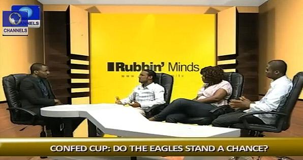 Nigerians Hopeful Of Winning Confed Cup