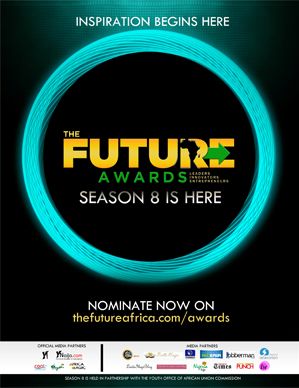 Future Awards Goes African